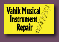 Vahik Musical Instrument & Repair